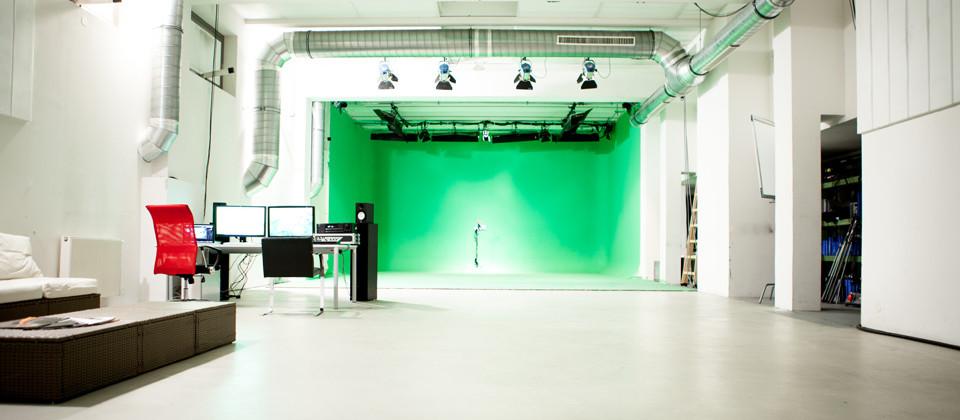 dockyard Studio Raum