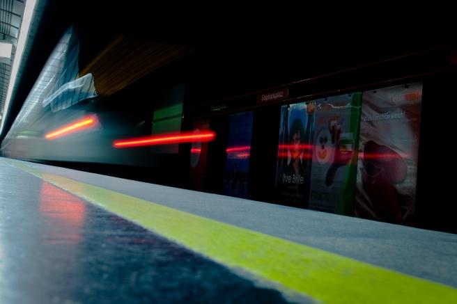U-Bahn in Wien